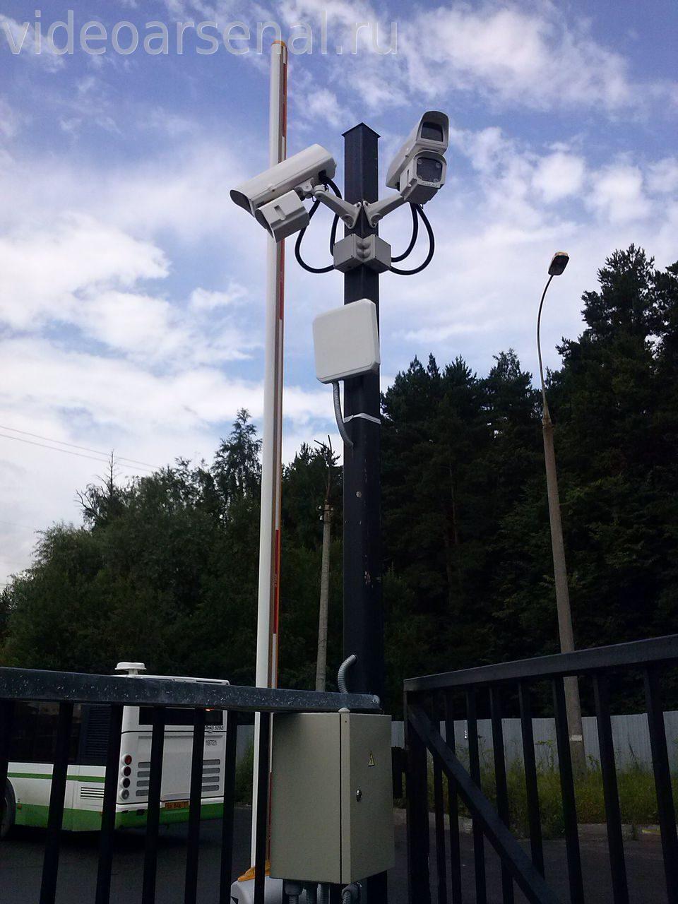 организации по установке систем видеонаблюдения на складе
